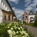 Russia. Zvenigorod. Savvino-Storozhevsk y monastery — Stock Photo #11625373