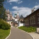 Russia. Zvenigorod. Savvino-Storozhevsky monastery — Stock Photo #11625420