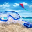 Summer fun at the beach — Stock Photo #11642881