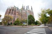 Katedralen i staden la plata, argentina — Stockfoto