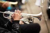 şehir müzik — Stok fotoğraf