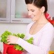 Housewife — Stock Photo #11757368