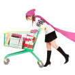 Shopper — Stock Photo #11757424