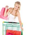 Shopper — Stock Photo #11761693