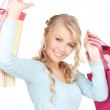 Shopper — Stock Photo #11761694
