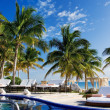 Stock Photo: Tropical resort