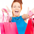Shopper — Stock Photo #11762344