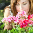 Happy gardening - Stockfoto