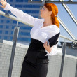 Confident businesswoman — Stock Photo #11766976