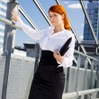 Stock fotografie: Confident businesswoman