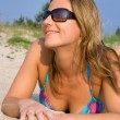 Beach girl — Stock Photo #11768172
