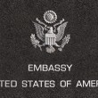 Stock Photo: Embassy