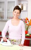 Housewife — Foto Stock