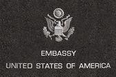 Embassy — Stock Photo