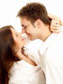 Tatlı çift — Stok fotoğraf