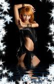 Dark dance — Stock Photo