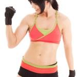 Instructora de fitness — Foto de Stock