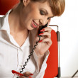 Office lady — Stock Photo #11772643
