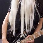 nena Rock — Foto de Stock
