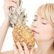 Pineapple — Stock Photo #11773376