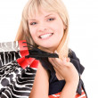 Shopper — Stock Photo #11775834