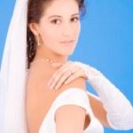 Happy bride — Stock Photo #11776436