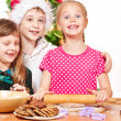 Kids cooking — Stock Photo #11628601