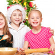 Christmas cooks — Stock Photo #11628603