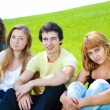 High school students — Stock Photo #11630139