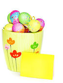 Easter greeting — Stock Photo