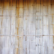 Bamboo wall - Foto de Stock