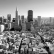 Downtown of San Francisco, California — Stock Photo