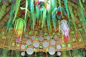 Chillout stage of Ozora Festival — Stock Photo
