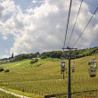 Cable car to the Niederwald Monument — Stock Photo #11404354