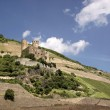 Ruin of castle Ehrenfels - Stock Photo