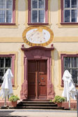Orangerie of the Palace of Vollrads in Winkel — Stock Photo