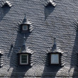 Stock Photo: Dormer window