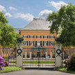 Palace of Johannisberg — Stock Photo #11473747