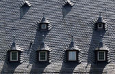 Dormer window — Stock Photo
