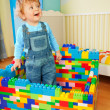 Lots of blocks is amazing — Stock Photo