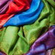 Stock Photo: Indian fabrics