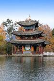 Pagoda cinese — Foto Stock