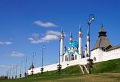 俄罗斯。沙里夫 kazan.kreml.kul — 图库照片
