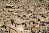 Placer of stones — Stock Photo
