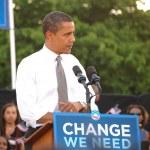 President Obama — Stock Photo #10754502