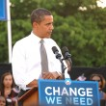 President Obama — Stock Photo