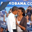 Barack Obama andMichelle Obama - Photo