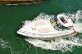 Krążownik super luksus — Zdjęcie stockowe