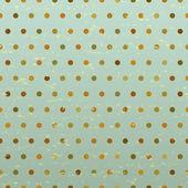 Retro grunge mönster med färg poäng — Stockvektor