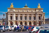 Paris opera — Stock Photo